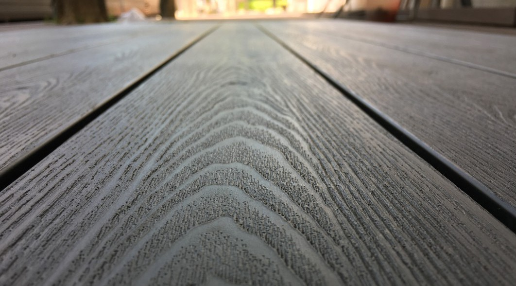 Deep Embossed Decking